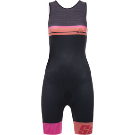 Santini Sleek Plus 776 Sleeveless Trisuit Damen fuxia